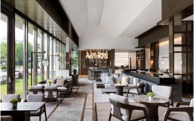 上海JW万豪特设JW酒廊 来个私人PARTY