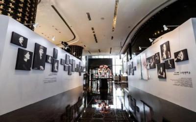 时尚艺术慈善月「世界即现在」摄影艺术展隆重开幕